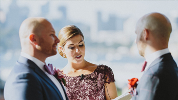 commitment ceremonies