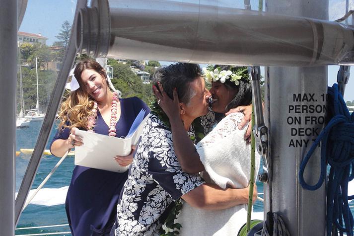 Andi & Jay Wedding Nicola Juliet Ceremonies