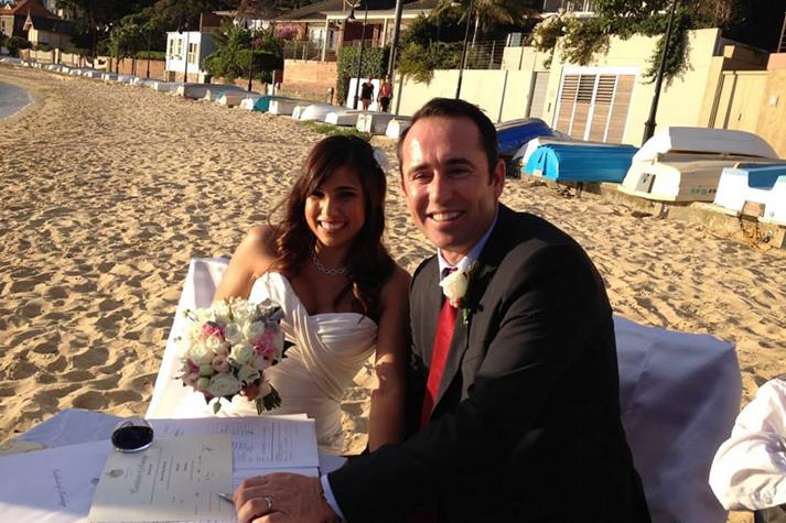 Andrew & Isabelle Wedding - Nicola Juliet Ceremonies