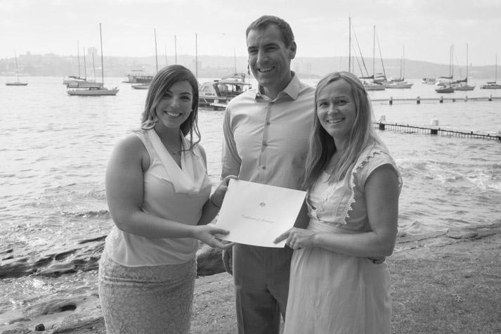 Steve & Claudine Wedding Nicola Juliet Ceremonies