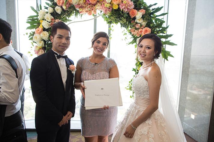 Vincent & Eva Wedding Nicola Juliet Ceremonies