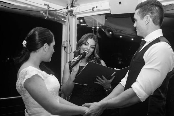 Ben & Natalie Vow Renewal - Nicola Juliet Ceremonies