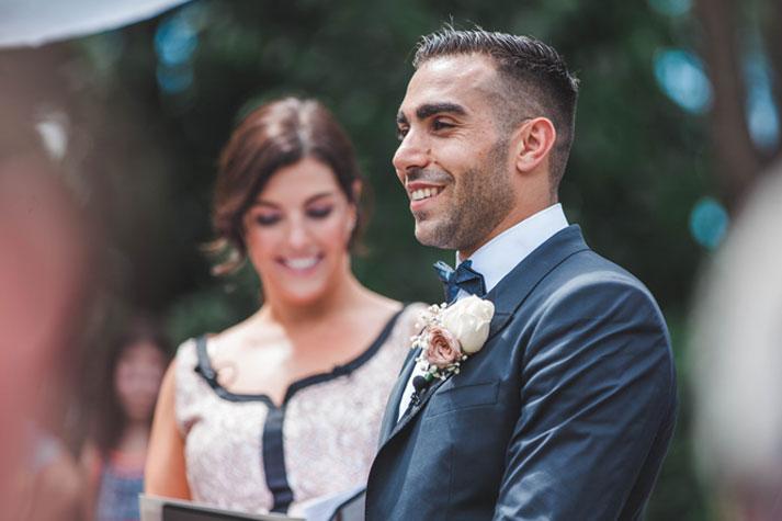 Ciyasli & Angelique Wedding - Nicola Juliet Ceremonies
